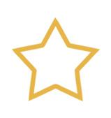 Icono Estrella. Calidad Garantizada