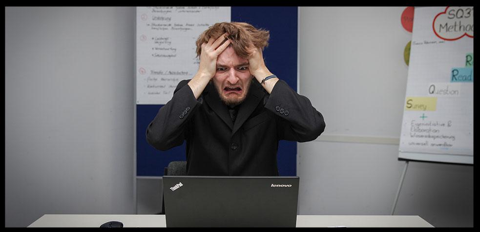 no puedo trabajar por ansiedad