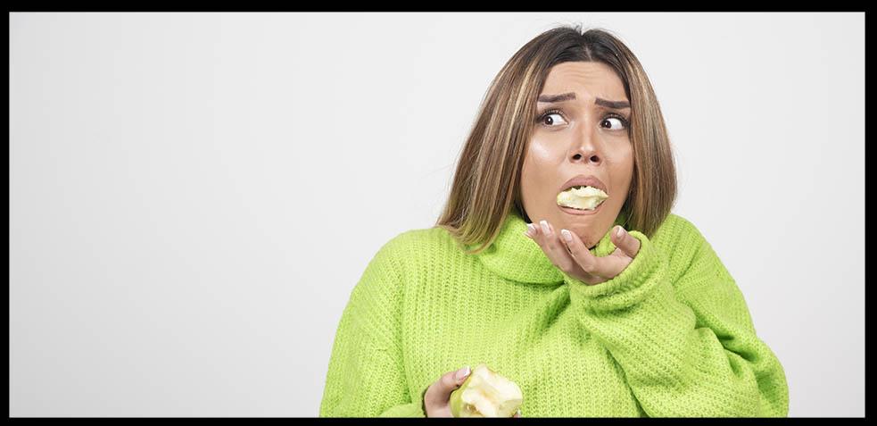 la ansiedad no me deja comer
