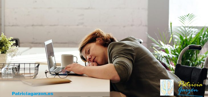 Cansancio extremo por ansiedad: Síntomas y causas